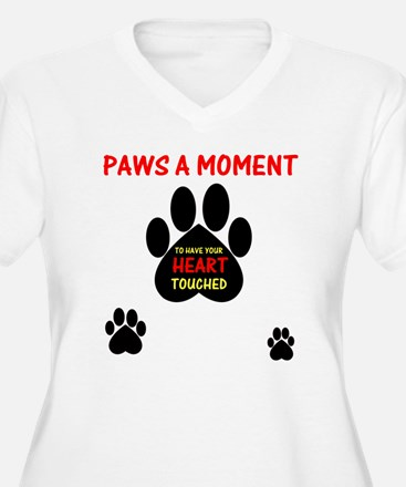 Paws a Moment, T-Shirt