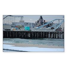 Seaside Heights Casino Pier Je Decal