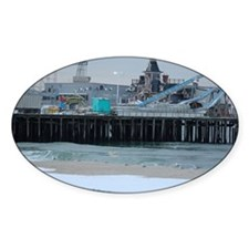 Seaside Heights Casino Pier Jersey  Decal