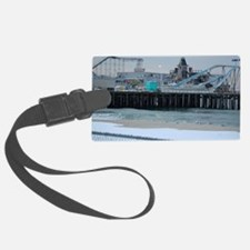 Seaside Heights Casino Pier Jers Luggage Tag