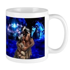 Cute Native american chiefs Mug