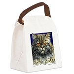 1994 Sweden Persian Cat Postage Stamp Canvas Lunch