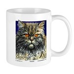 1994 Sweden Persian Cat Postage Stamp Mugs