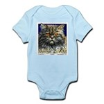 1994 Sweden Persian Cat Postage Stamp Body Suit