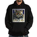 1994 Sweden Persian Cat Postage Stamp Hoodie