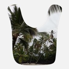 Palms in the Sand Bib