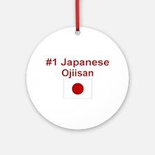 Japan #1 Ojiisan Keepsake Ornament