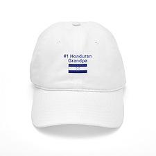 Honduras #1 Grandpa Baseball Cap