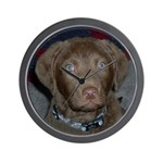 Chela Chessie Wall Clock