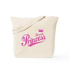 Toronto Princess Tote Bag