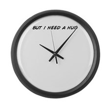 Unique Need Large Wall Clock
