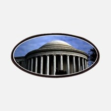 Jefferson Memorial 2 Patches