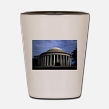 Jefferson Memorial 2 Shot Glass