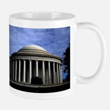 Jefferson Memorial 2 Mugs