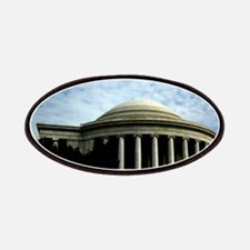 Jefferson Memorial Patches