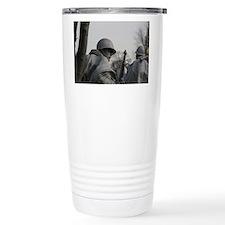 Korean War Veteran Memorial Travel Mug