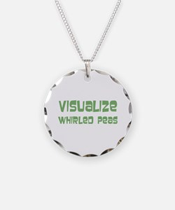 Whirled Peas Necklace