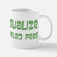 Whirled Peas Small Small Mug