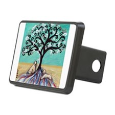 Wheaten Terriers Tree of Life Hitch Cover