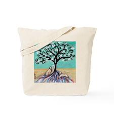 Wheaten Terriers Tree of Life Tote Bag