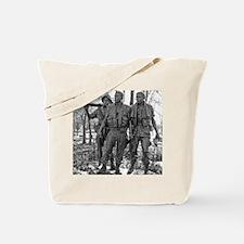 Vietnam Mens Memorial Tote Bag