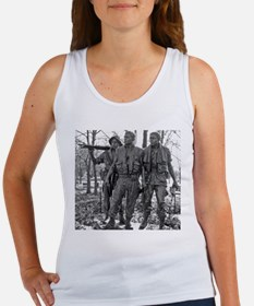Vietnam Mens Memorial Tank Top
