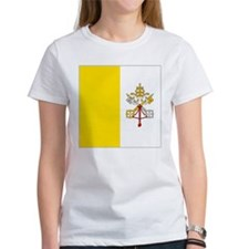 Vatican City Flag Tee