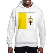 Vatican City Flag Hoodie