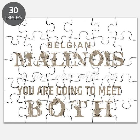 Cute Mali Puzzle