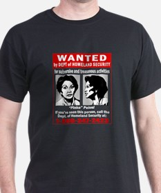 WANTED: Pinko Pelosi T-Shirt
