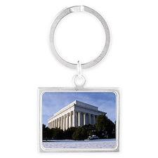 Lincoln Memorial 2.jpg Keychains