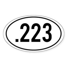 223 Decal Decal
