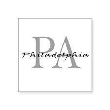 PA-Philadelphia-black copy.jpg Sticker