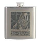 Canada vintage Flask Bottles