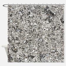 Concrete Asphalt Natural Photo Texture Shower Curt