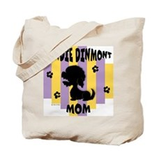 Dandie Dinmont Mom Tote Bag