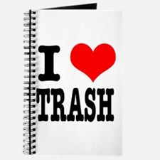 I Heart (Love) Trash Journal