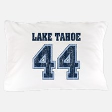 Lake Tahoe 44 Pillow Case