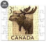 Stamp canada Puzzles
