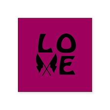 Color Guard LOVE Sticker