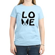 Color Guard LOVE T-Shirt
