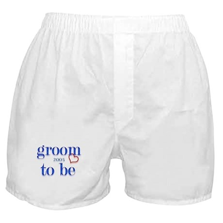 Groom to Be 2005 Boxer Shorts
