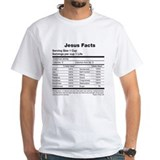 Christian Mens White T-shirts