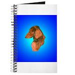 Long Coated Dachshund Profile Journal
