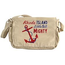 Rhode ISLAND Little BUT MIGHTY Messenger Bag