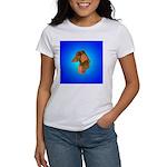 Long Coated Dachshund Profile Women's T-Shirt