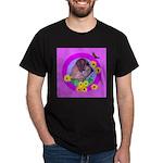Mini Wirehaired Dachshund Dark T-Shirt