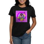 Mini Wirehaired Dachshund Women's Dark T-Shirt
