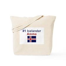 Iceland #1 Amma Tote Bag