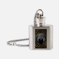 Anonymous Flask Necklace